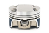 Piston - Wiseco Evo 4-9 1400HD Pistons (88mm Stroke for 156mm Rods) (Evo 8/9)