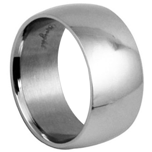 Stainless Steel Ring Wedding Band Msr 750 12mm