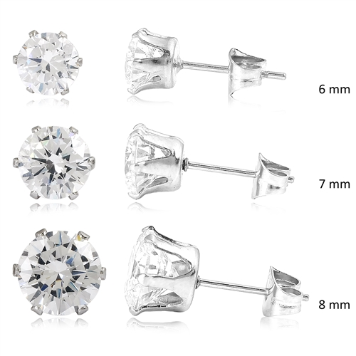 7382e1b56 stainless steel stud earrings,stainless steel post