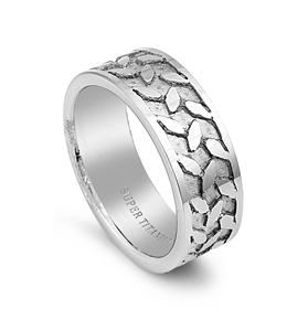 Super Titanium Ring STR-080