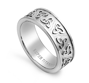 Super Titanium Ring STR-081