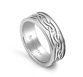 Super Titanium Ring STR-084