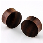 Sono Wood Solid Ear Plug Double Flare Organic Body Jewelry