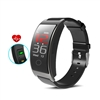 indigi CX Fitness Tracker (Compatible with Bluetooth) Heart Rate/Blood Pressure/Blood Oxygen + Pedometer + SMS/Call Alerts (IP67 Waterproof)
