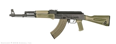 ARSENAL SLR-107R AK47 7.62x39 OD GREEN