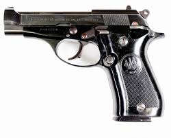 Beretta Cheetah Model 81 .32ACP Surplus Pistol