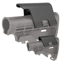 COLLAPSIBLE STOCK 2 PIECE CHEECK REST