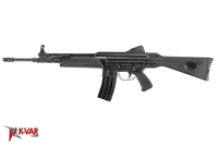 CETME L Rifle Gen 2 - Black Furniture with Rail