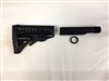 Cheetah 12 M4/AR15 Buttstock Conversion MAKO GLR16