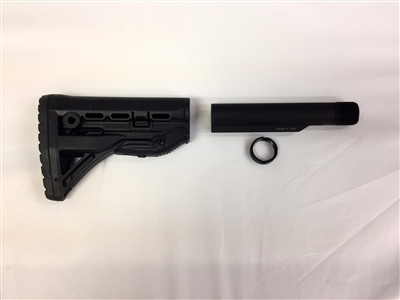 Cheetah 12 M4/AR15 Buttstock Conversion MAKO GL SHOCK