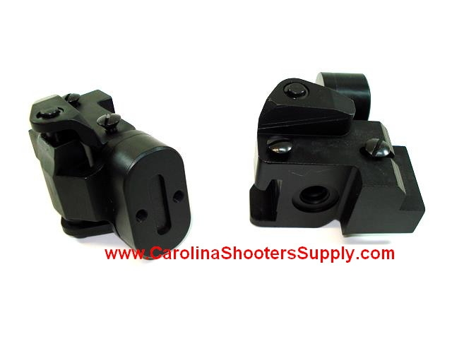 BONESTEEL/CNC WARRIOR FOLDING STOCK ADAPTER FOR AK'S, SAIGA, VEPR RIFLES  AND SHOTGUNS