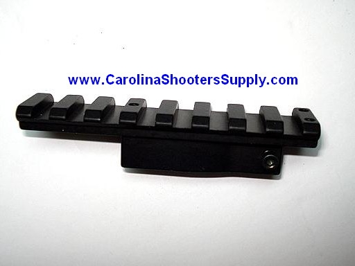 CSS RIFLE SCOUT SIGHT RAIL MOUNT FOR ALL RIFLES