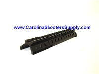 CSS Carolina Saiga Vepr Rifle top rail Tri-rail Rail Tactical Quad