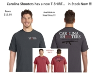 CAROLINA SHOOTERS SUPPLY T-SHIRT
