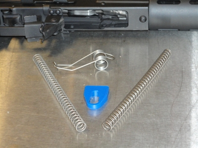 CSS Spring Kit with 3 Springs and AK Buffer