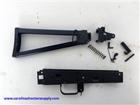 SIDE FOLDING AK47SF DDI 762x39 RECEIVER PLUS STOCK