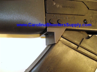 Saiga 12 Magazine  Mag guide well JTEngineering