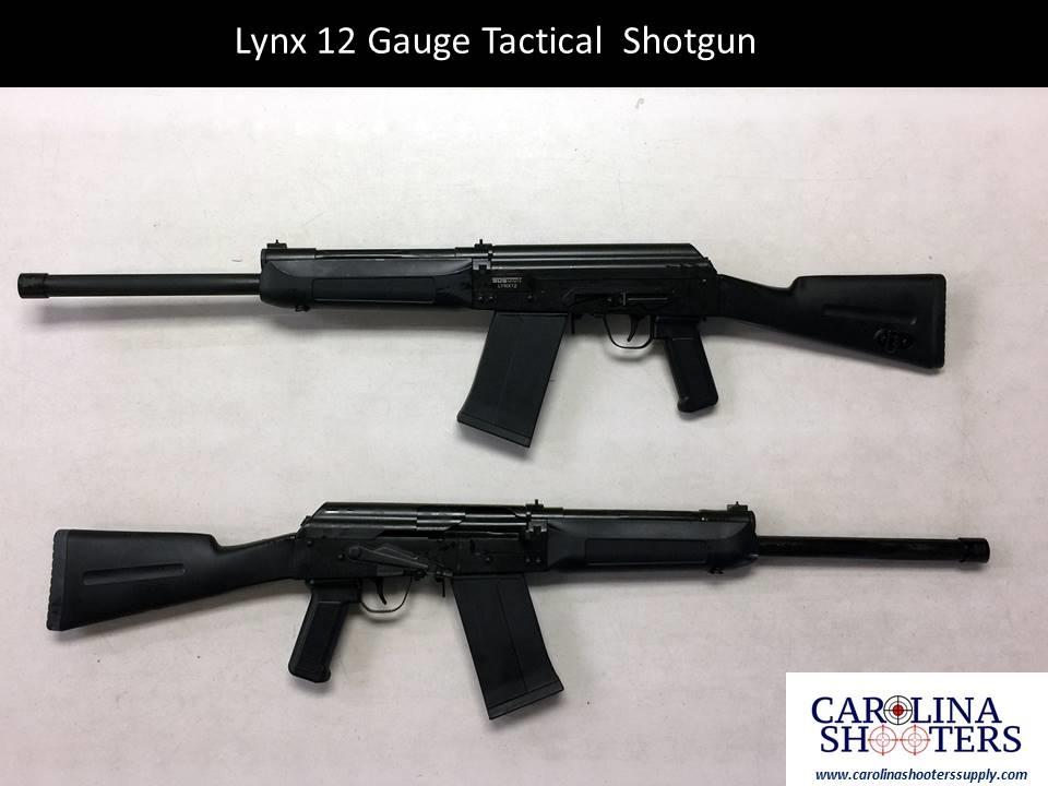 Lynx 12 Shotgun - NEW PRICE !!!