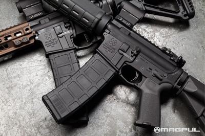 AR-15 MAGPUL 40RD PMAG Gen M3 5 56x45 MAGAZINE