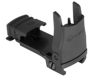 FLIP UP SIGHT MFT AR15 STYLE - FRONT BUPSWF