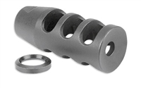 AR15 MIDWEST 3-CHAMBER MUZZLE BRAKE ARMB1