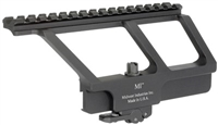 MIDWEST INDUSTRIES MI-AKSMG2-YR SIDE SCOPE MOUNT
