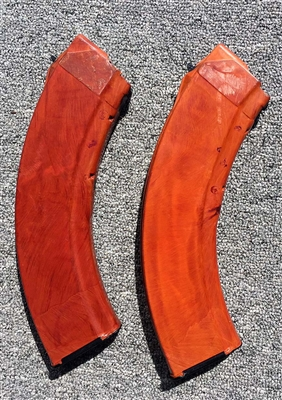 Russian AK47 BAKELITE 762x39 40 RD SURPLUS