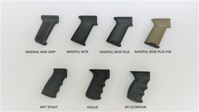 TROMIX SAIGA 12 CONVERSION KIT PISTOL GRIP