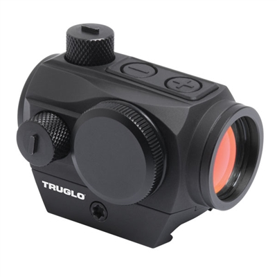 TRUGLO TRU-TEC TG8120BN 20MM RED DOT SIGHT