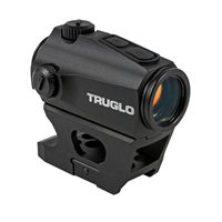 TRUGLO IGNITE MINI TG8322BN 22MM RED DOT SIGHT