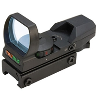 TRUGLO OPEN TG8360B REFLEX-RED GREEN DOT SIGHT