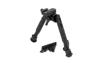 "UTG Recon 360 TL Bipod, 7""-9"" Center Height, Picatinny"
