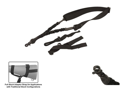 LEAPERS UTG PVC-GB505B SLING SINGLE BUNGEE