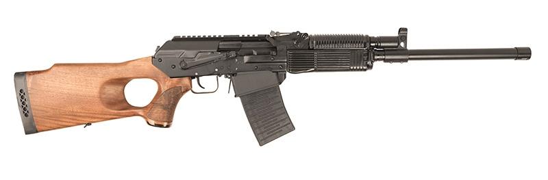 Russian Molot Vepr 12 Gauge Tactical Shotgun W Thumbhole Woodstock