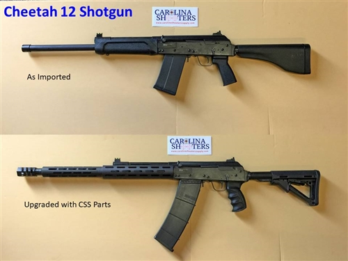 Buy the Best Cheetah 12 DDI 12 Shotgun Parts and Accessories