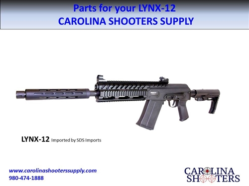 Buy the Best LYNX 12 Shotgun Parts and Accessories for Sale