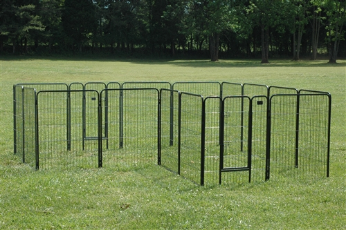 Extra Large Heavy Duty Playpen 40 In High Tool Free