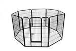 Heavy Duty Dog Playpen and Pet Play Yard for Indoor and outdoor Use