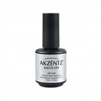 AKZENTZ LUXIO SOAK-OFF GLOSS TOP COAT