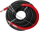 8.925-230.0 Hotsy 100 Ft Pressure Washer Hose, 6000 PSI, 275 Deg Replaces 8.739-062.0