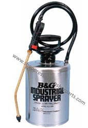 8.697-170.0 Stainless Steel Sprayer Industrial Grade