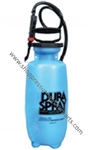 8.697-172.0 Blue Poly Molded Sprayer 3 Gallon Dura Spray