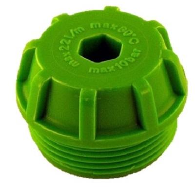 Green Cap Water Filter Replacement Cap Pressure Washer