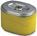 Honda 17210-ZE1-507 Air Filter for Honda GX160 and GX200 Engines 8.701-764.0