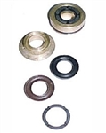 General Pump Kit 166 Complete Seal Packing Kit with Brass Seal Retainer and Brass Intermediate Ring