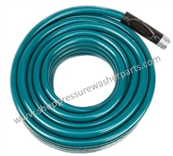 8.704-788.0 Heavy Duty Green Garden Hose 50 Ft