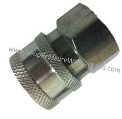 1/4 F Quick Coupler Socket Stainless Steel 8.707-103.0