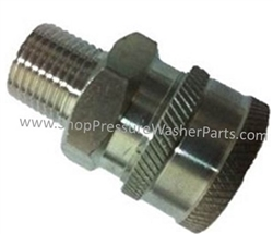 1/4 M Quick Coupler Socket Stainless Steel 8.707-110.0