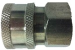 Stainless Steel Female Quick Coupler