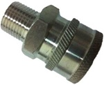 Stainless Steel Quick Coupler